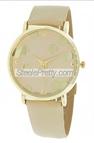 Dot Watch Gold