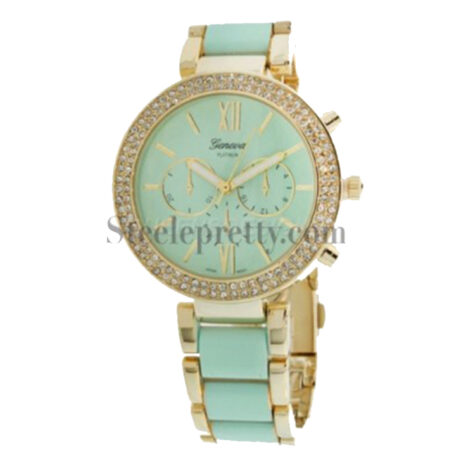 Mint Ivory watch