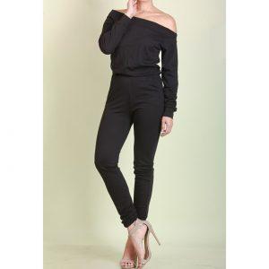 Jasmine Jumpsuit Black