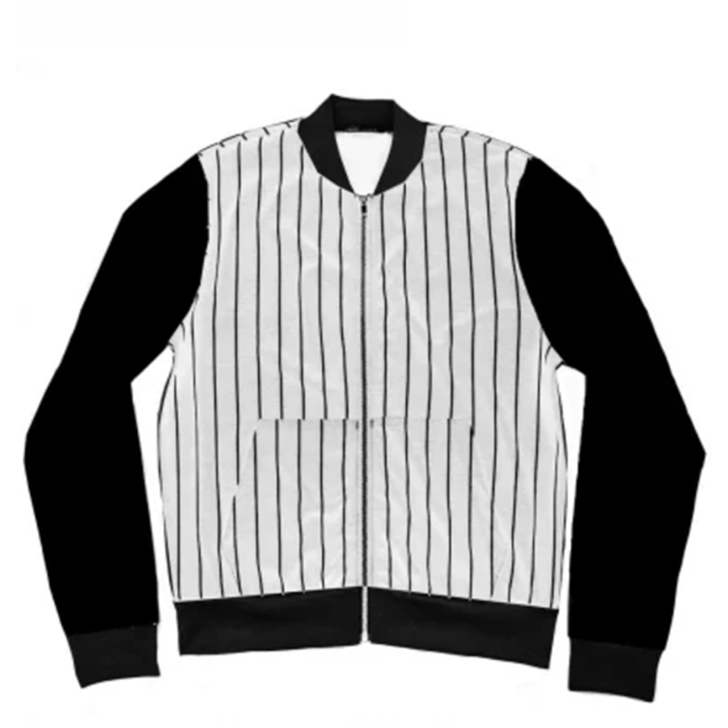 Mens Stripe Jacket