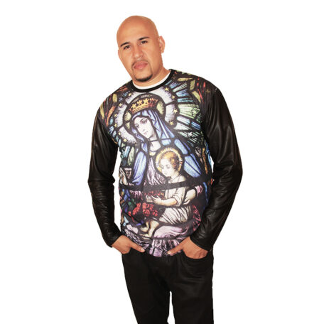 Stain Glass Mens Shirt