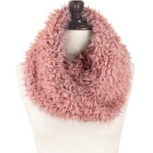 Blush Super Soft Infinity Scarf