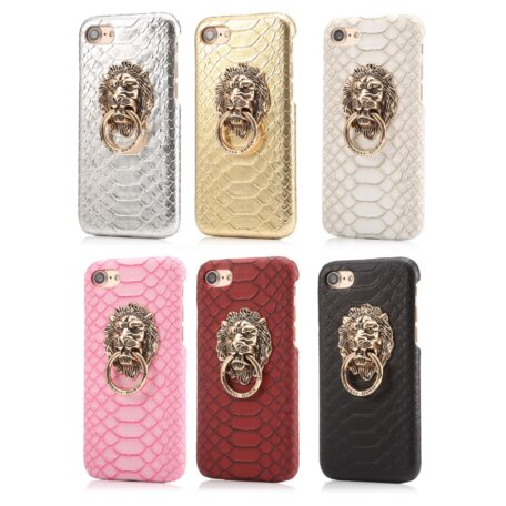Kerzzil Snake Skin Lion head Phone Case copy