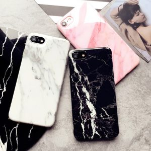 Marble Pattern Phone Cases