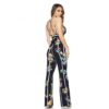 Flores Bella Jumpsuit back